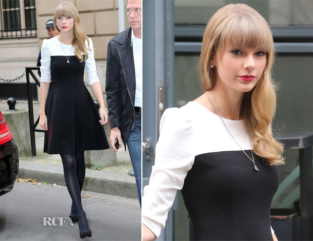 Taylor Swift In Kate Spade New York -