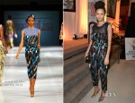 Thandie Newton In Jewel by Lisa - Hope Rising! Benefit Concert