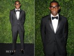 Tinie Tempah In Burberry - London Evening Standard Theatre Awards