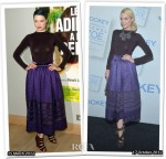 Who Wore Christian Dior Better...Léa Seydoux or Jaime King?