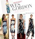 Moda Operandi Spotlight: Wes Gordon