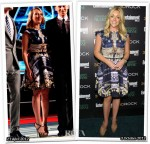 Who Wore Mary Katranzou Better...Scarlett Johansson or Jane Krakowski?