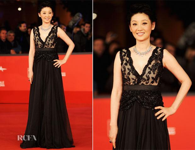 Xu Fan In Christopher Bu - 'Centro Historico' Rome Film Festival Premiere