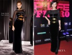 Zhang Jingchu In Tom Ford - 2012 Top Life Figaro Ceremony
