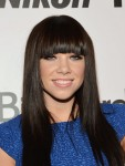 Carly Rae Jepsen in Rachel Zoe