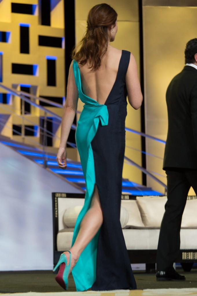 Gemma Arterton in Roksanda Ilincic