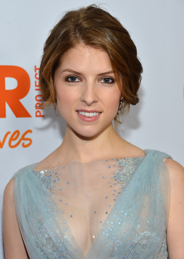 Anna Kendrick in Georges Chakra Couture