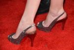 Anna Kendrick's Christian Louboutin slingbacks