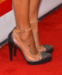 Zoe Saldana's Lanvin shoes