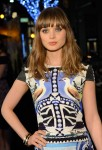Bella Heathcote in Mary Katrantzou
