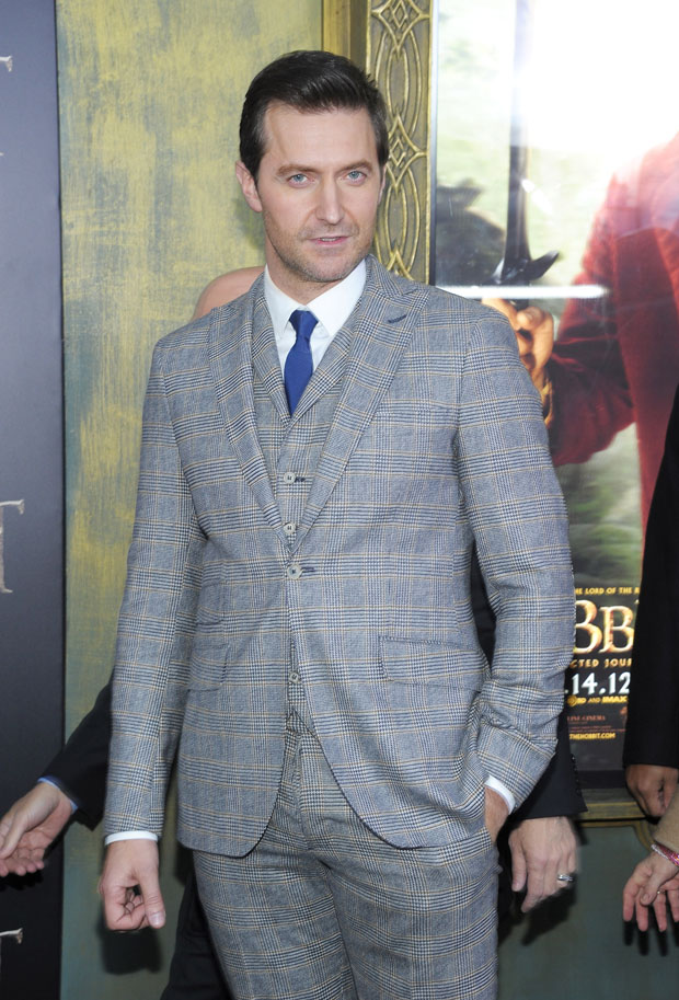 Richard Armitage in Michael Bastain