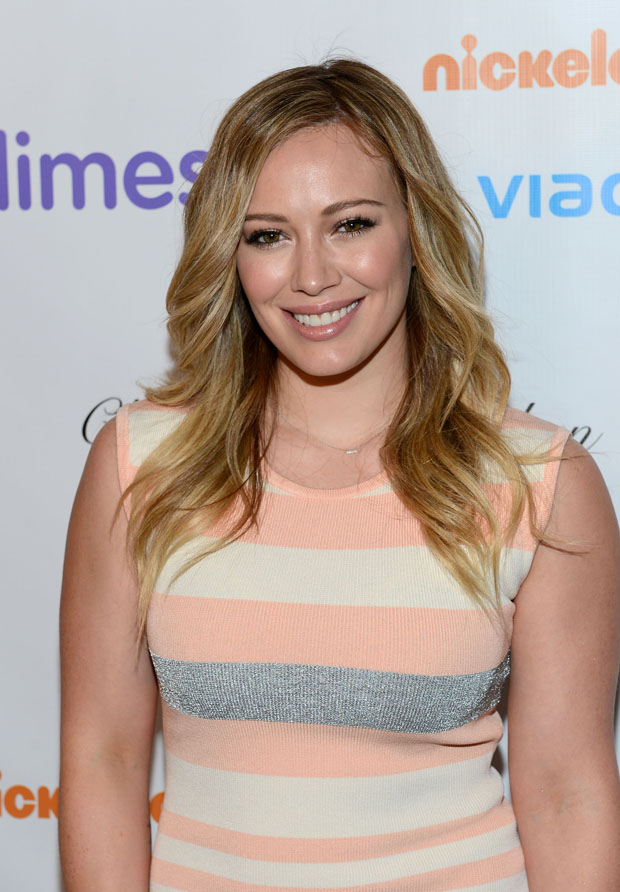 Hilary Duff in Camilla and Marc
