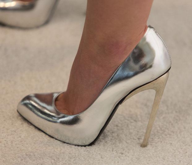 Hilary Duff's Giuseppe Zanotti pumps