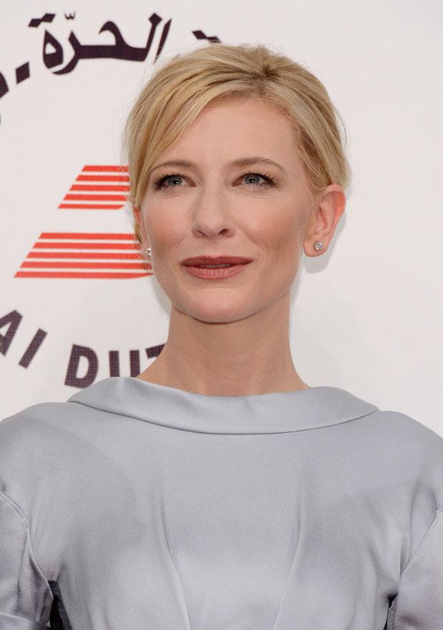 Cate Blanchett in Rodarte