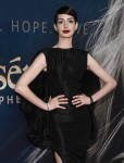 Anne Hathaway in Tom Ford
