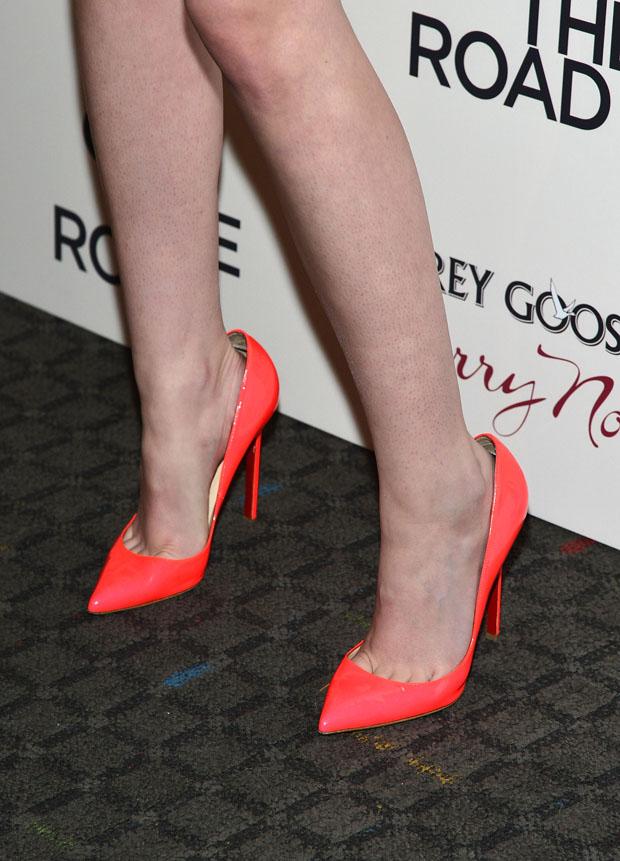 Kristen Stewart's Christian Louboutin pumps