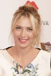 Maria Sharapova in Zimmerman and Tanya Taylor