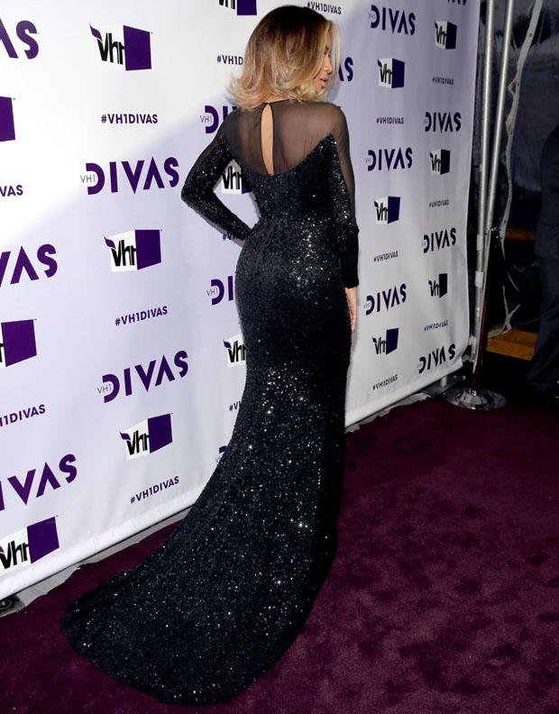 Ciara in Pamella Roland