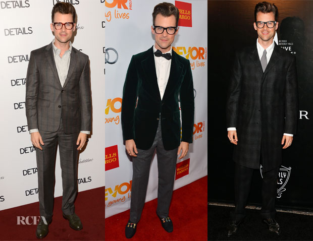 A Week In Brad Goreski's Closet