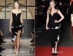 Amanda Seyfried In Balenciaga - 'Les Miserables' London Premiere