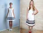 Amanda Seyfried In Nonoo - 'Les Miserables' Luncheon