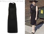 Anne Hathaway's Stella McCartney Maurice Fringed Dress
