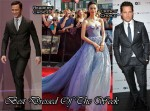 Best Dressed Of The Week - Joseph Gordon-Levitt In Gucci, Yao Chen In Georges Hobeika Couture & Peter Facinelli In Tommy Hilfiger