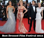 Best Dressed Film Festival 2012 - Cannes