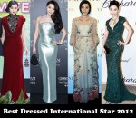 Best Dressed International Star 2012 - Fan Bingbing