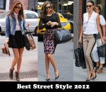 Best Street Style 2012 – Miranda Kerr