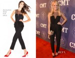 Carrie Underwood In Katharine Kidd - 2012 CMT Artists Of The Year