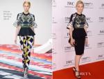 Cate Blanchett In Peter Pilotto - 2012 Dubai International Film Festival and IWC Filmmaker Award Gala Dinner