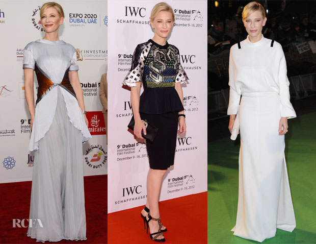 Cate Blanchett Look Of The Week