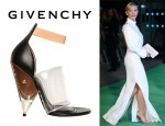 Cate Blanchett's Givenchy Sandals