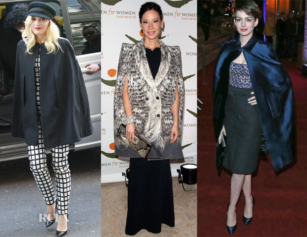 Celebrities Love Capes 2