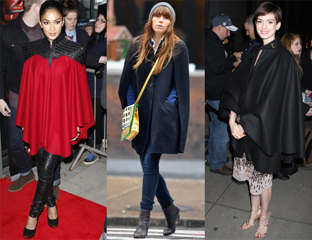 Celebrities Love Capes4