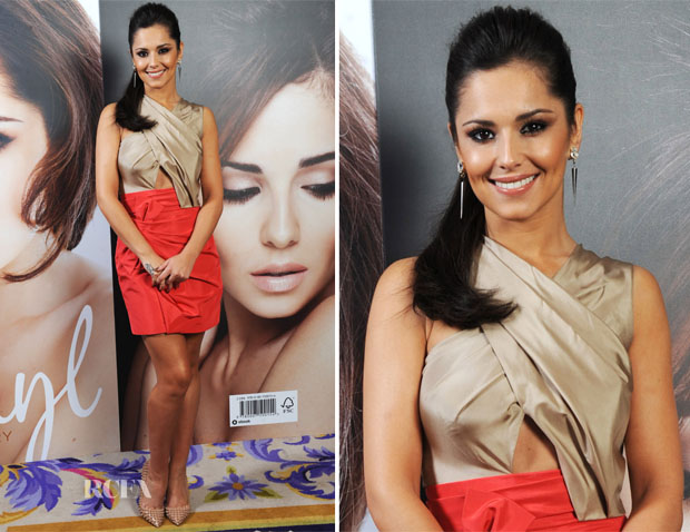 Cheryl Cole In 31 Phillip Lim – Cheryl Cole's 'My Story' Book Signing