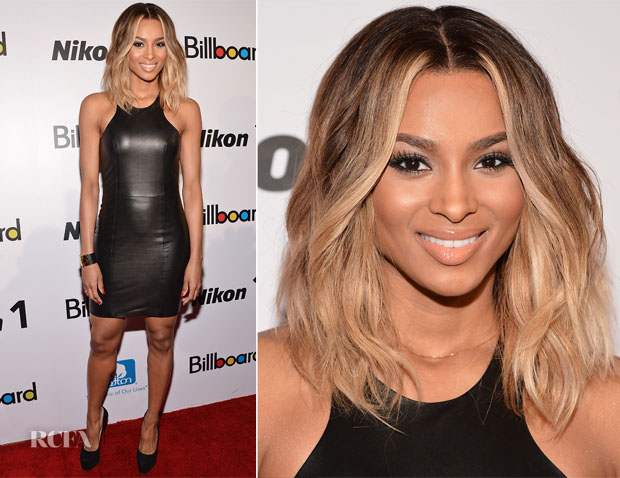 Ciara In Mason by Michelle Mason – 2012 Billboard Women in Music Luncheon