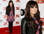 Demi Lovato In Topshop - 'The X Factor' Viewing Party