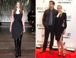 Diane Kruger In Altuzarra - 'Fringe' Celebrates 100 Episodes