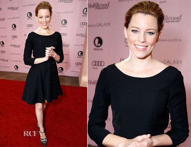 Elizabeth Banks In Rachel Zoe - Hollywood Reporter's 21st Annual Women In Entertainment Breakfast