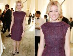 Elizabeth Banks In Trina Turk - March of Dimes Celebration Of Babies Luncheon