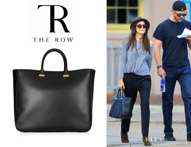 Elizabeth Olsen's The Row Day Luxe Tote