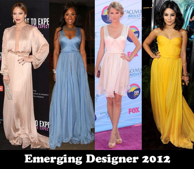 Emerging Designer 2012