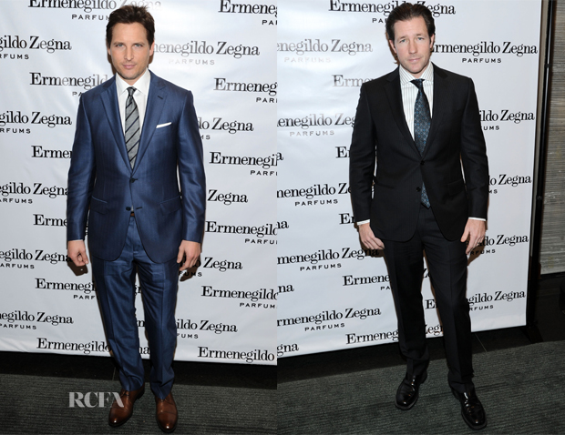 Ermenegildo Zegna 'Essenze' Collection Launch Event