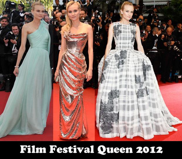 Film Festival Queen 2012