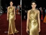 Freida Pinto In Ralph Lauren - 'Life of PI' Dubai Film Festival Premiere & Opening Gala