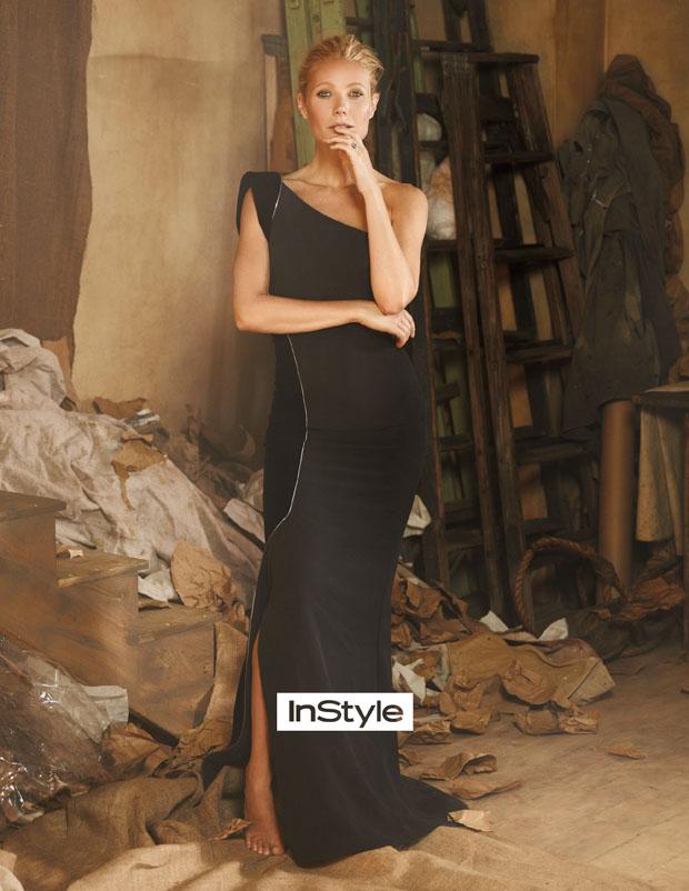 Gwyneth Paltrow in Armani Privé