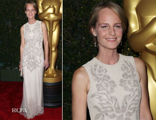 Helen Hunt In Amen Couture - Academy of Motion Picture Arts and Sciences' 4th Annual Governors Awards