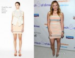 Hilary Duff In Camilla and Marc – March of Dimes Celebration Of Babies Luncheon